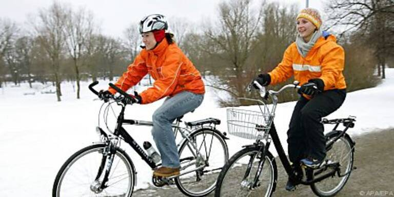 Funktionskleidung hat im Winter eindeutig Vorteile