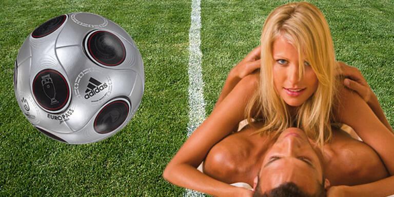 Fussball Quickie in der WM-Pause