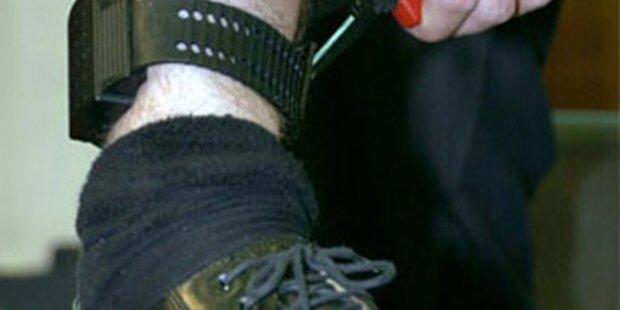 Pilotprojekt: Fuß-Fessel für Elsner