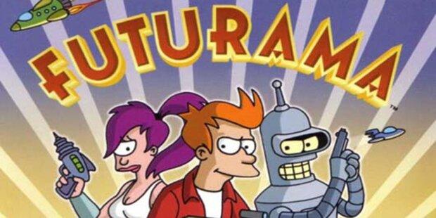US-Kultserie Futurama wird eingestellt