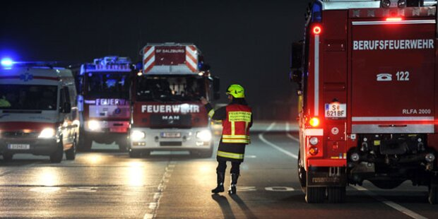 Toter bei Wohnhausbrand in Kärnten