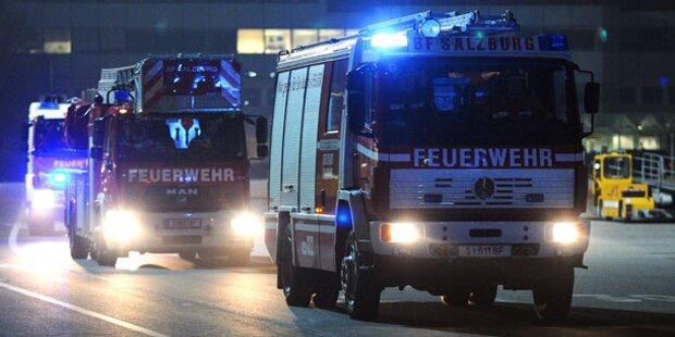 64-Jährige stirbt bei Wohnungsbrand