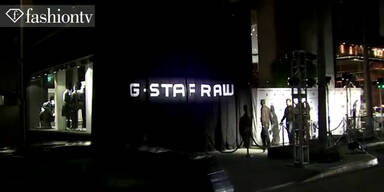 G-Star Raw Store Opening am Rodeo Drive