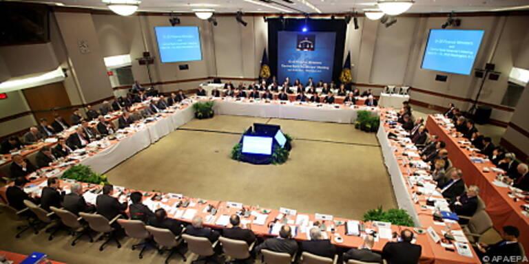 G20 trafen sich in Washington