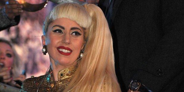 Lady Gaga will Nachwuchs per Spender