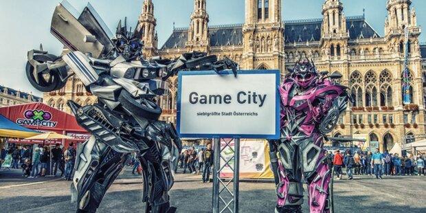 Alle Infos zur Game City 2019