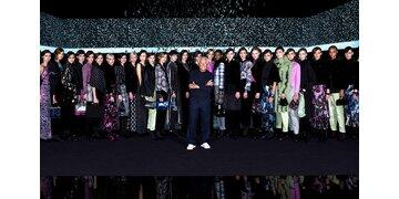 Show ohne Publikum abgehalten: Giorgio Armani: Stille Eleganz im leeren Teatro