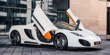 Gemballa würzt den McLaren Spider nach