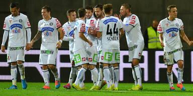 ÖFB Cup: Sturm fertigt Austria Salzburg ab