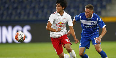 Salzburg scheitert an Dinamo Minsk