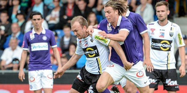 0:2! Harmlose Austria verliert in Altach