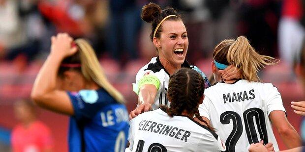 Euro-Heldinnen stürzen ORF ins Termin-Chaos