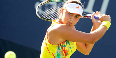Paszek in erster Runde out
