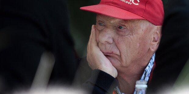 Lauda schlägt nach Vettels Sieg Alarm