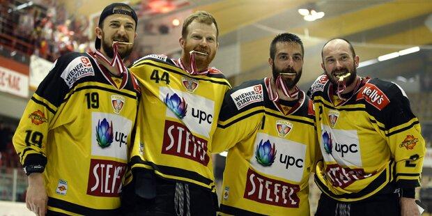 Vienna Capitals gelingt Spieler-Coup