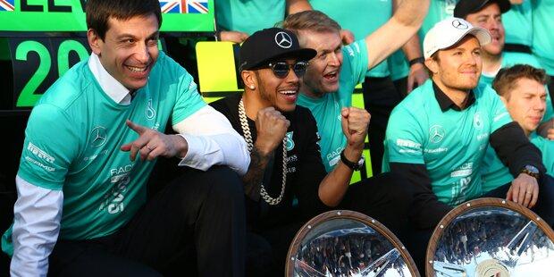 Attacke gegen Rosberg: Wolff packt aus