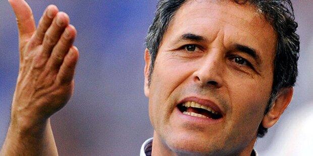 Schweizer Koller wird neuer Nationaltrainer