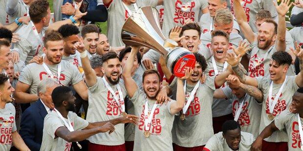 Derby-Flut in erster ÖFB-Cup-Runde