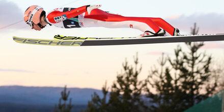 Weltrekord! Stefan Kraft mit Mega-Flug