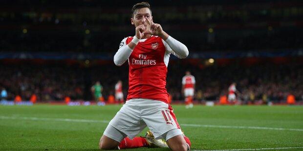Mega-Streichliste: Arsenal mistet aus