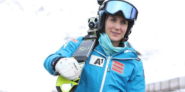 Brem ist wieder zurück auf Skiern