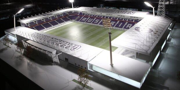 Austria: Top-Klub kommt zur Eröffnung