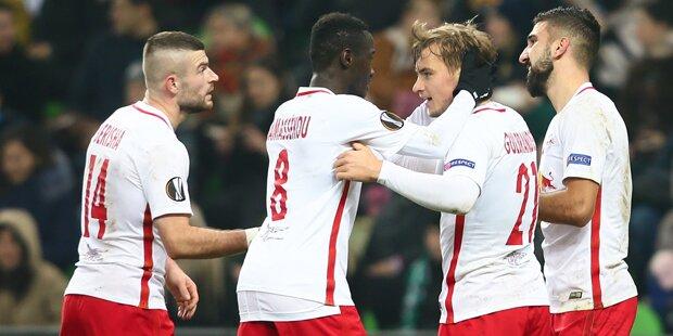 Heißes Gerücht: BVB jagt Salzburg-Star