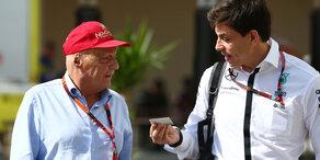 Niki Lauda: Reha läuft nach Plan