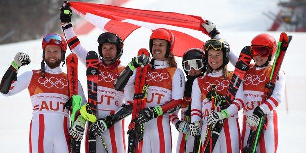 Nur Schweiz besser: Team holt Silber