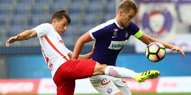 Stefan Lainer verlängert Vertrag