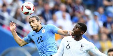 Frankreich im Halbfinale
