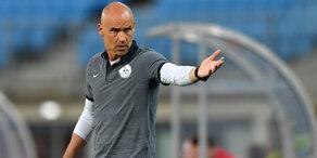 Austria Wien hat einen neuen Trainer