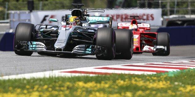 Formel 1 plant verrückte Überhol-Reform