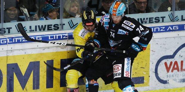 3:6! Caps kassierten Pleite gegen Linz