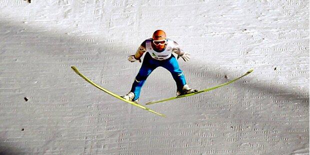 Nicht nur der Skiflug Weltcup startet heute