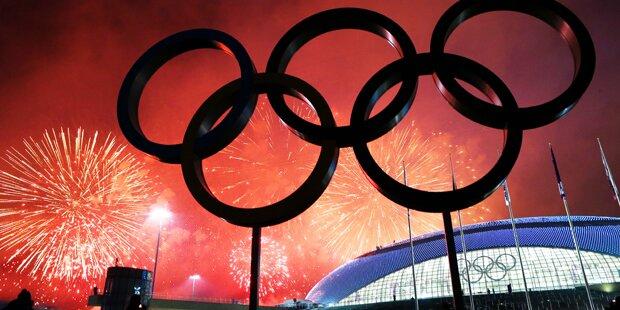 Olympia: Historischer Beschluss des IOC