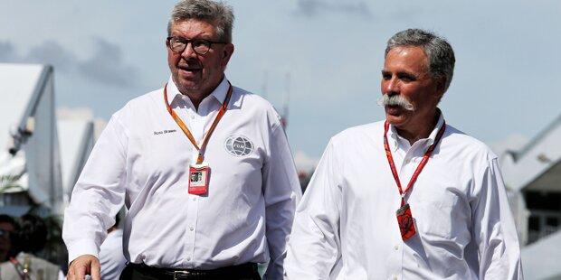 Formel-1-Bosse schießen gegen Ferrari
