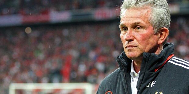 Trainer Heynckes empfiehlt Bayern Transfer-Kracher