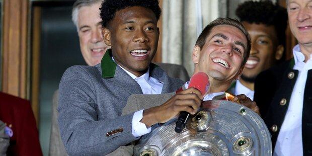 Ende bei Bayern: Philipp Lahm packt aus