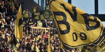 Polizei stockt Personal auf: 1500 Dortmund Fans