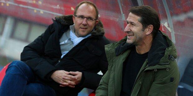 Sturm Graz hat wohl neuen Mittelfeld-Chef
