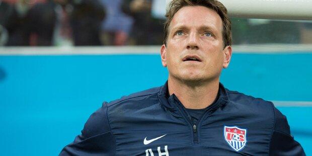 Trainer-Gerüchte: Fährt Herzog zur WM?