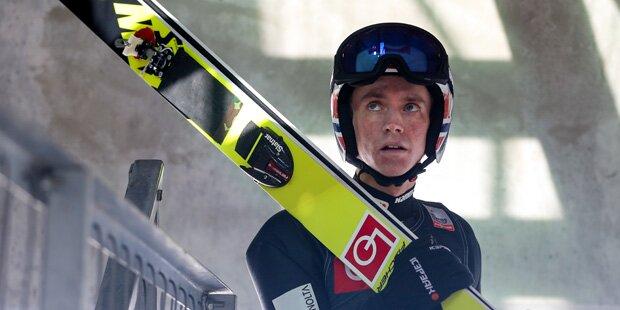 Skisprung-Star fällt gesamte Saison aus