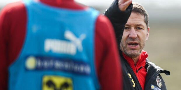 ÖFB-Nationalteam fällt in der Weltrangliste zurück