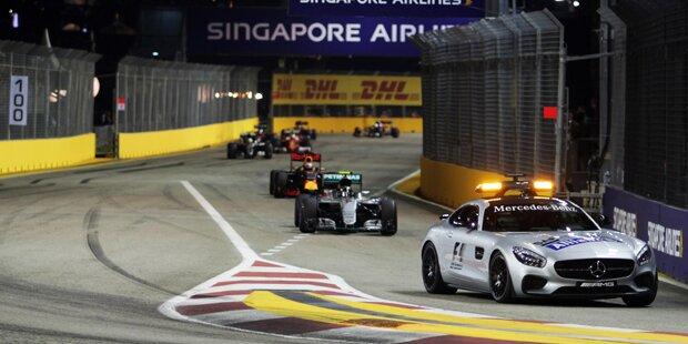 Schmiergeld-Affäre in der Formel 1