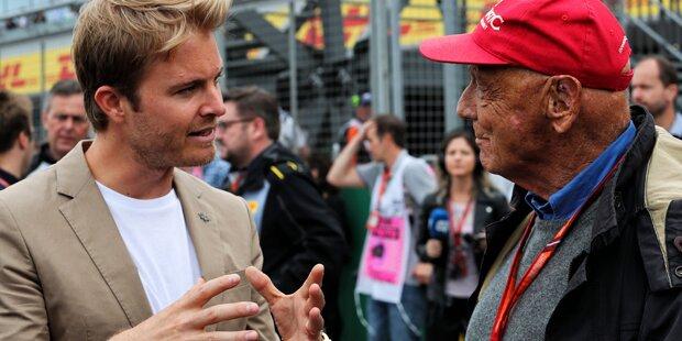 Niki Lauda legt kurioses Geständnis ab
