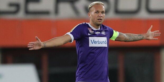 Schweizer schießen gegen Raphael Holzhauser