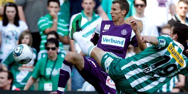 Perfekt: Austria holt Florian Klein zurück