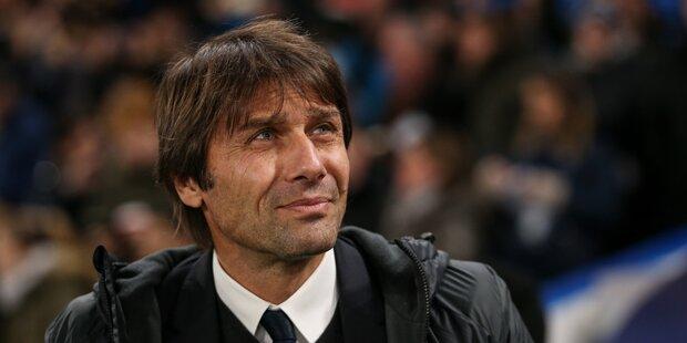 Knalleffekt: Chelsea entlässt Star-Trainer Conte