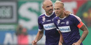 Austria kämpft gegen Milan um Sensation
